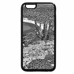 iPhone 6S Plus Case, iPhone 6 Plus Case (Black & White) - Baja California