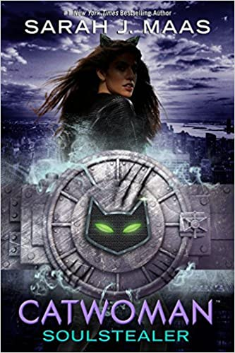 Image result for catwoman by sarah j maas