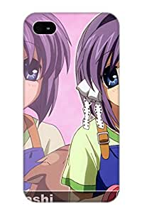 Rightcorner Case Cover Anime Clannad/ Fashionable Case For Iphone 4/4s