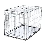 Cheap Precision ProValu Great Crate Single Door Dog Crate with FREE Pad