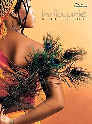 India.Arie -- Acoustic Soul: Guitar Songbook Edition (Aria Sheet Music)