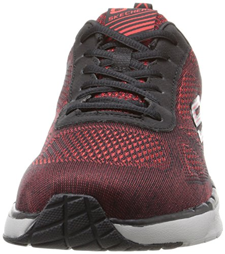 Air Uomo rdbk Skechers Sneakers Rosso Skech Da Infinity gqxx5wp