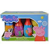 Nickelodeon Peppa Pig Bowling Set