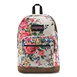 JanSport Backpack Right Pack Laptop Backpack -MATTE COATED CANVAS Deal