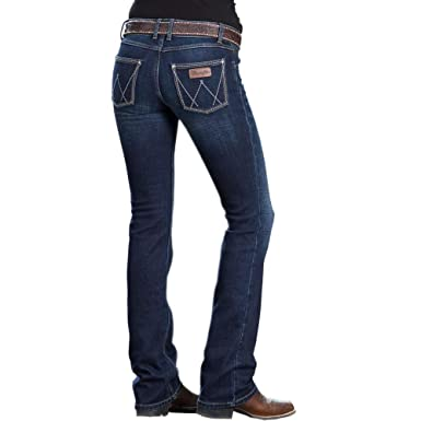 ef98b88c Image Unavailable. Image not available for. Color: Wrangler Retro Nashville  Jean