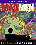 Mad Men: The Final Season, Part 1 [Blu-ray + Digital HD]
