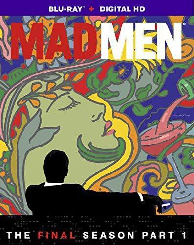 Mad Men: The Final Season, Part 1 [Blu-ray + Digital HD] (Bar Company Mason)