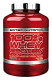 100% Whey Protein Professional 2350g Caramel Scitec Nutrition 78 servings 5,18lb