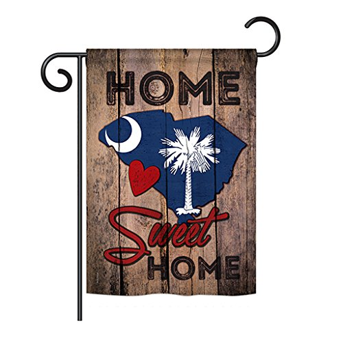 (Ornament Collection State South Carolina Home Sweet Home - Americana States Decoration - 13
