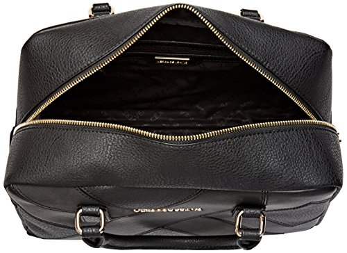 Versace Jeans - Ee1vqbbk2_e75428, Bolsos de mano Mujer, Nero, 14x18x31,5 cm (W x H L)