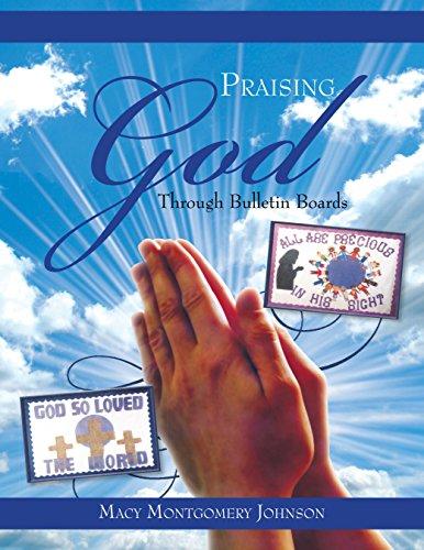 Bulletin Self Esteem Boards (Praising God Through Bulletin Boards)