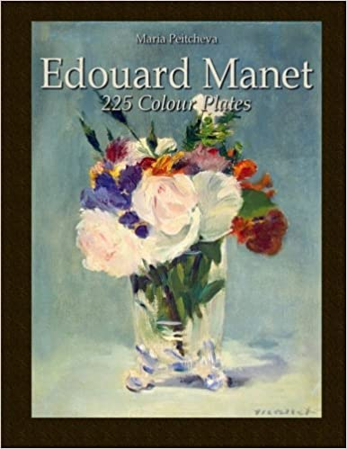 Drawings Colour Plates Manet