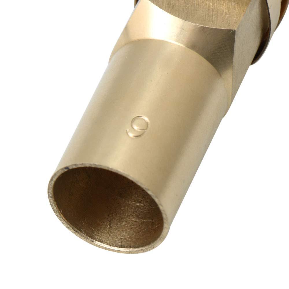 Yibuy #9 Saxophone Mouthpiece Soprano Sax Mouthpiece with Brass ...