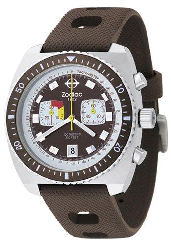 6b62fa216c9f Reloj - Zodiac - para Unisex - ZO2236  Amazon.es  Relojes