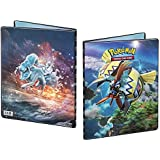 Amazon.com: Ultra Pro Pokemon Poke Ball 9-Pocket Portfolio ...
