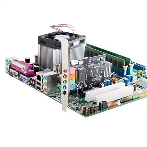 Syba IO Crest 5.1 Channel PCIe X1 Sound Card Sound Cards SI-PEX63096 by Syba (Image #3)