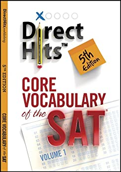 Direct Hits Core Vocabulary of the SAT 5th Edition (2013) by [Direct Hits]