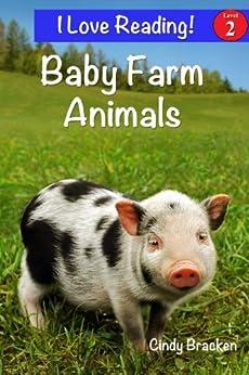 Baby Farm Animals by [Bracken, Cindy]