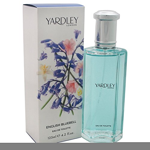 Yardley Of London English Bluebell Eau de Toilette Spray for Women, 4.2 Ounce