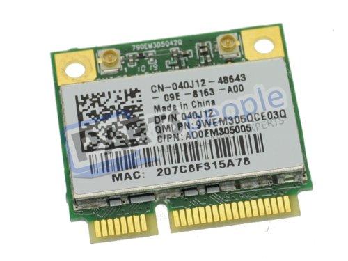 Dell Vostro 1014 Wireless Wlan 802.11g Card 40j12 Mini Pci-e Half Dw1510