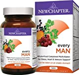 New Chapter Every Man Multivitamins, 120 Count, Health Care Stuffs