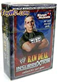 WWE WWF Wrestling Raw Deal INSURREXTION CCG TCG Starter Theme Deck -- SHAWN MICHAELS Edition