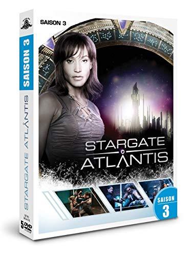Price comparison product image Stargate Atlantis - Saison 3