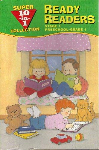 Ready Readers Stage 1:  Preschool - Grade 1 (Ready Readers)