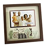 New View Foil Pops Photo Frame - Family 6'' X 4''