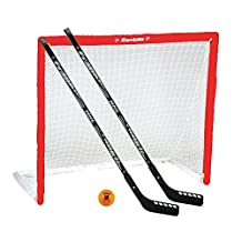 Franklin Sports NHL Goal Stick & Ball Set