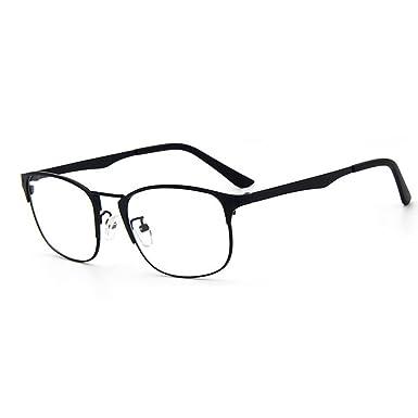 Amazon.com: D.King Rectangular Clear Lens Eyeglasses Frames Vintage ...