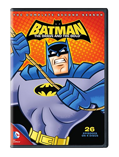 Batman: The Brave And The Bold- Season 2 -