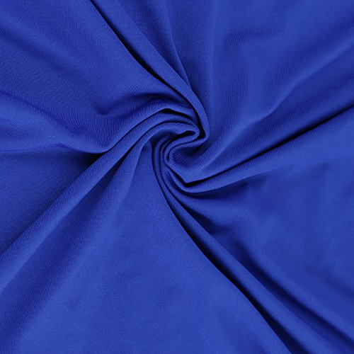 Party Ruched Shoulder Cold Keyhole Dress Wrap Bodycon Anxihanee Women's Mini Blue Sexy Cocktail qpW0A