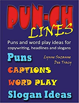 Amazon com: Pun-ch Lines Puns and Word Play Ideas for