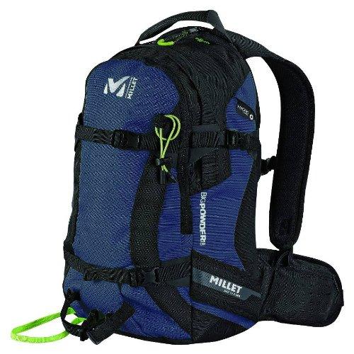 Millet Big Powder 18 Backpack (Asphalt), Outdoor Stuffs