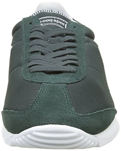 Le Coq Sportif Quartz Green Gables, Zapatillas Unisex Adulto Verde (Green GablesGreen Gables)
