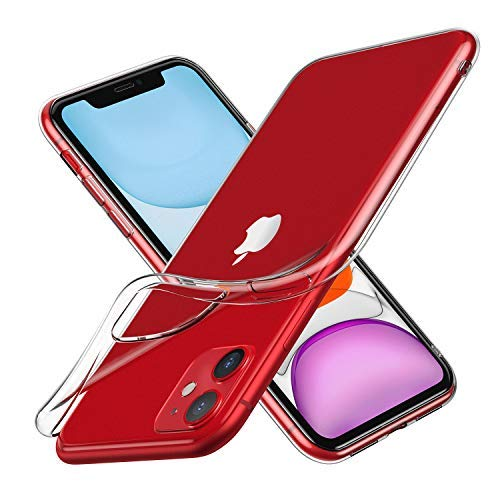 baozun Case for iPhone 11 Case Cover for iPhone 11 Protection Cover for iPhone 11 Soft TPU Crystal Clear Case