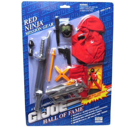 Mission Joe Gear Gi (G.I. Joe Hall of Fame