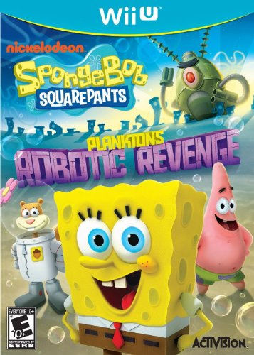 Top recommendation for spongebob wii u