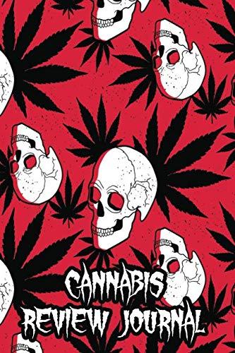 Cannabis Review Journal: Marijuana Notebook For Smoking Weed