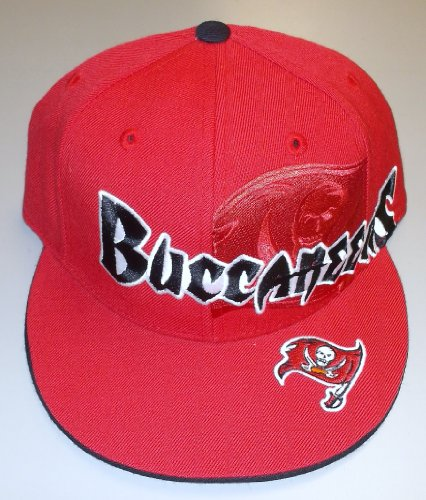 Tampa Bay Buccaneers NFL Elements Fitted Hat Size 7 3/4 - T915S