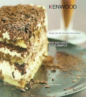 Recipe book kenwood chef amazon kitchen home recipe book kenwood chef forumfinder Gallery