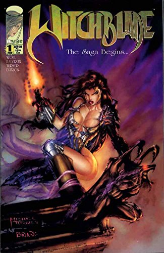 Witchblade #1 VF/NM ; Image comic book