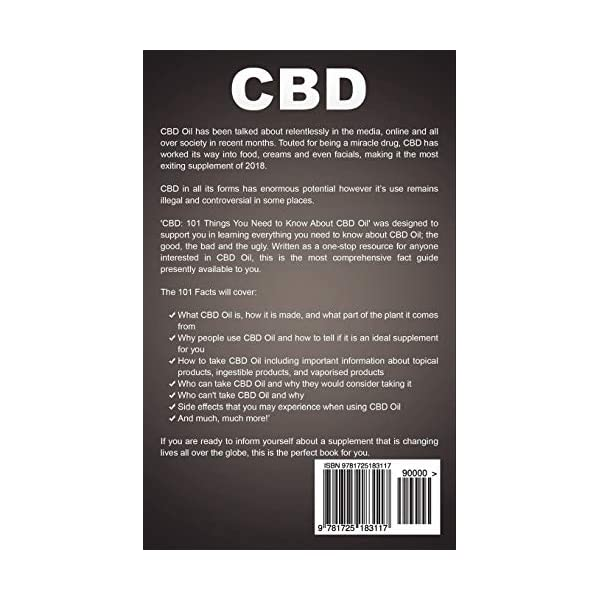 CBD: 101 Things You Need to Know About CBD Oil