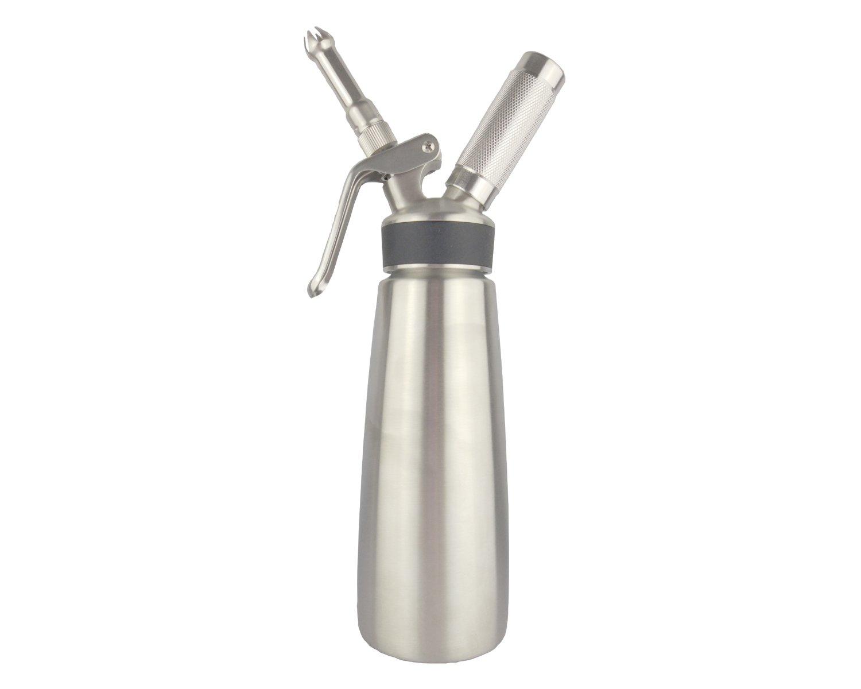 MOBRIGHT 500ml N2O Cream Dispenser Stainless Steel Cream Whipper