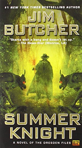 Free Summer Knight:The Dresden Files