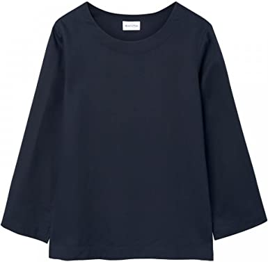 GANT camisa espaldas mujeres blusón s/s 18 Navy S: Amazon.es: Ropa y accesorios
