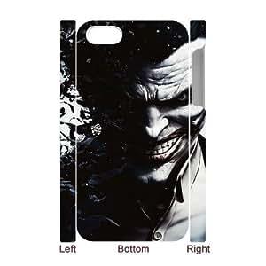 The Joker HILDA0098638 3D Art Print Design Phone Back Case Customized Hard Shell Protection Iphone 4,4S
