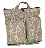 Mil-Tec Pilot's Helmet Bag with Strap - Terrain Digital / ACU