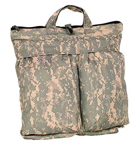 Mil-Tec Pilot's Helmet Bag with Strap - Terrain Digital / ACU by Mil-Tec